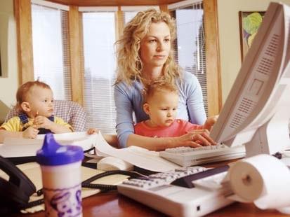 Annesi çalışan çocuk başarılı
