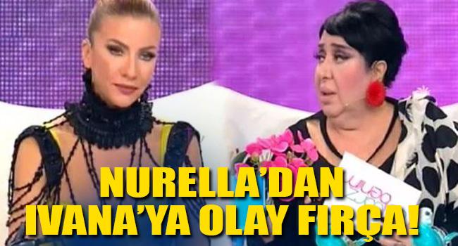 Nur Yerlitaştan Ivanaya fırça