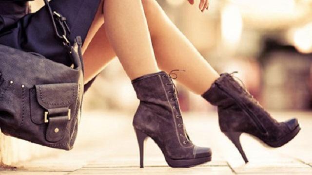 Topuklu ayakkabı erkekleri mıknatıs gibi çekiyor