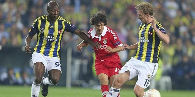 Yenilmeyen Benficayı Fener sahadan sildi