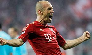Robben Bayernden gönderiliyor!