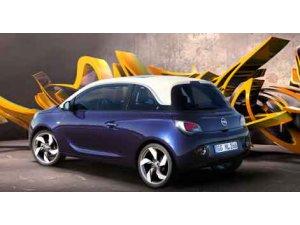 Opel ADAM'a Ödülü