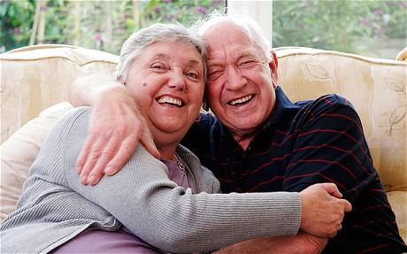 Sevdiğinize sarılın, uzun yaşayın