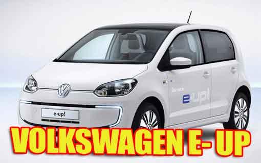 Volkswagenin elektirikli miniği