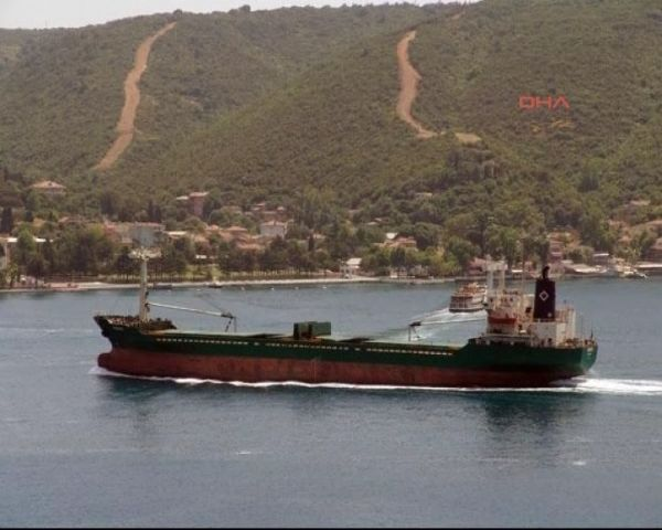 Türk gemisi Piri Reis battı!