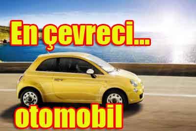 Fiat Avrupanın en cevreci otomobili