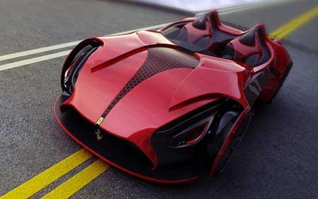 Karşınızda geleceğin Ferrarisi