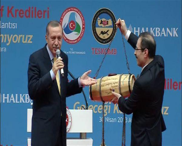 Dünya lideri Erdoğan, milli içkimiz ayran