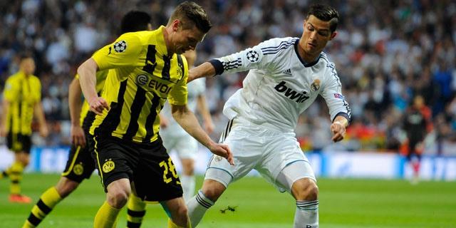 Madrid geç uyandı, Dortmund finalde!