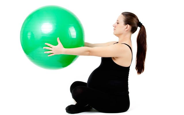 Egzersiz ile kolay doğum