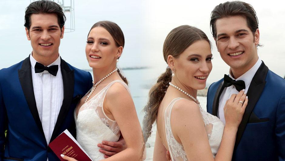 Yaman ve Mira nihayet evleniyor