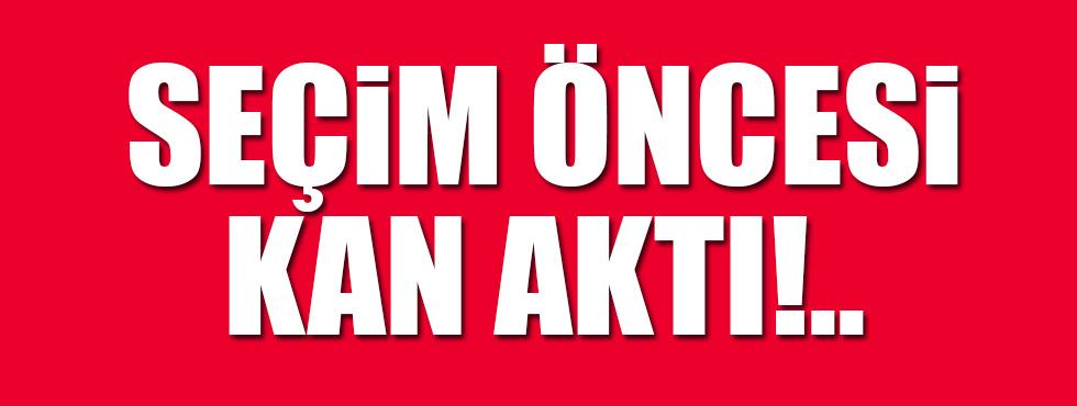 HDP ile HÜDAPAR arasında silahlı kavga!... 2 ölü!