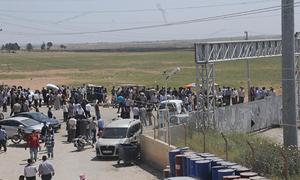 Suriyeliler ateş açtı: 5 yaralı