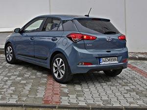 İzmitli Hyundai i20 kendi sınıfında oldukça iddialı!