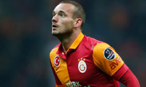 Sneijder için şok iddia!
