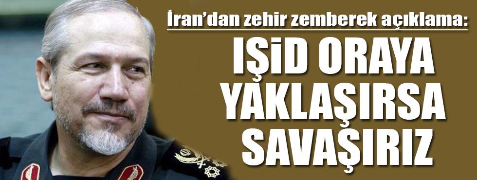 İrandan zehir zemberek IŞİD açıklaması