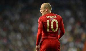 Ve Robben konuştu