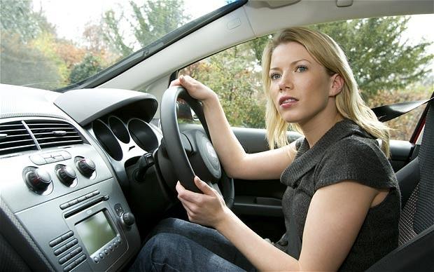 Arabaya binerken dikkatli olun