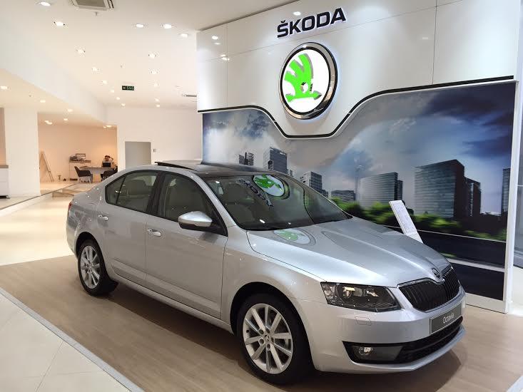 Avek Otomotiv'den Skoda satış rekoru