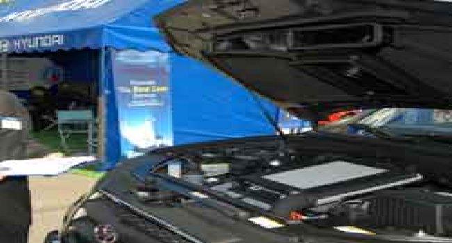 Hyundaiden herkese check up
