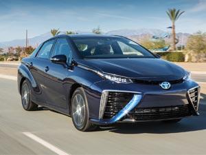 Toyota Miranın fiyatı belli oldu