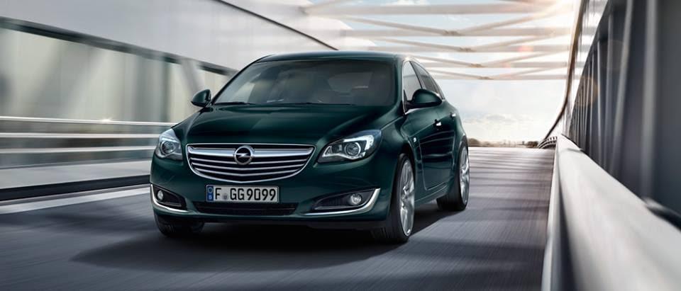 Opel Insignia daha gelmeden sıra yazılmaya başlandı