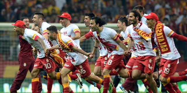 Galatasaraydan şampiyonluk klibi