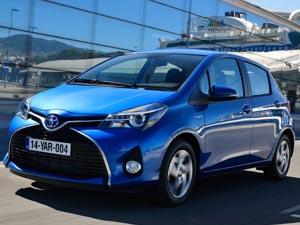 Toyota hibrit satışı ile rekor kırdı
