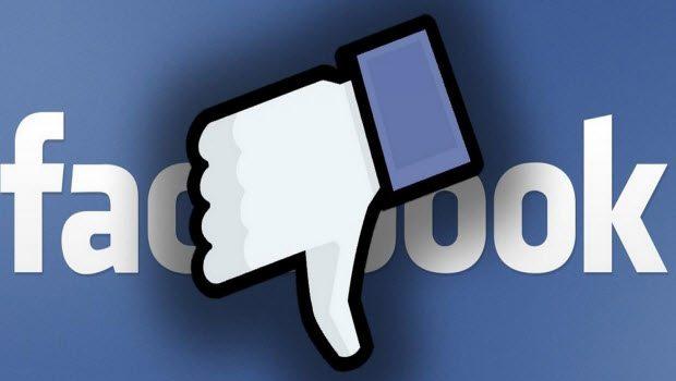Facebookta çok yakında dislike butonuna hazır olun...