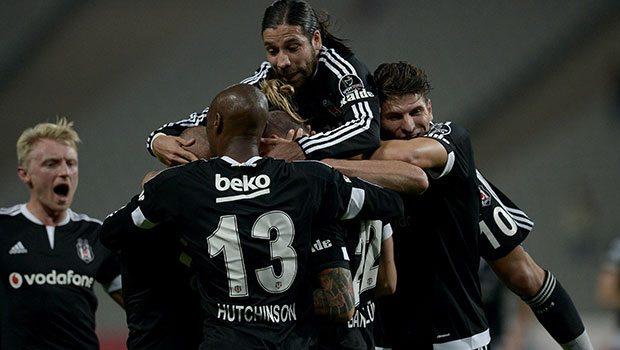 Dev derbide zafer Beşiktaş'ın