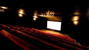 Polis iki sinemayı bastı