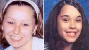 Kayıp kızlar 10 yıl sonra bulundu