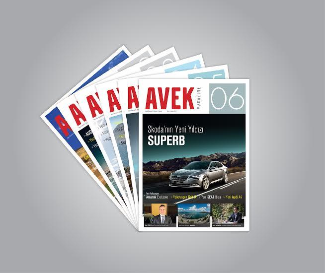 AVEK Magazine 1. yılını kutluyor