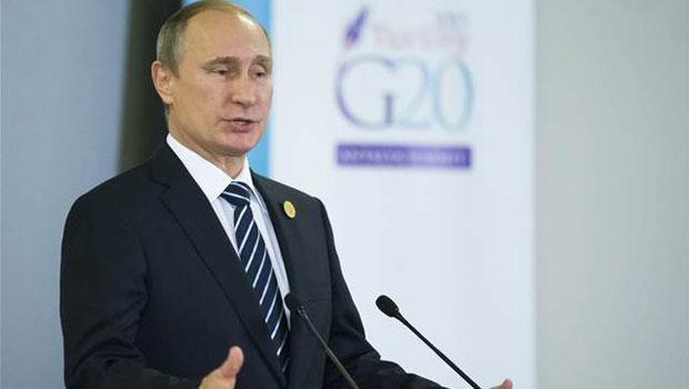Putin geliyor