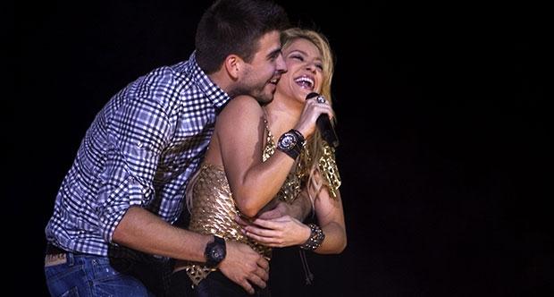 Pique ve Shakira'ya seks kasedi şoku!..