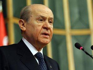 Bahçeliden Erdoğana ve hükümete destek