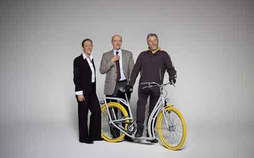 Peugeotdan kaykay bisiklet!