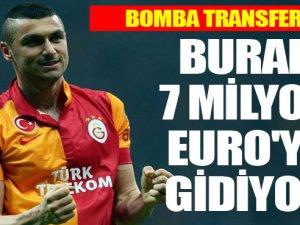 Burak Yılmaz 7 milyon Euroya gidiyor