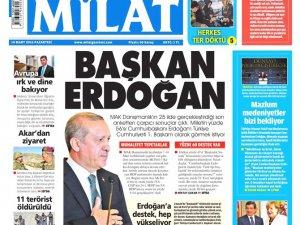 Türkiye ağlıyor, Yandaşın derdine bak!