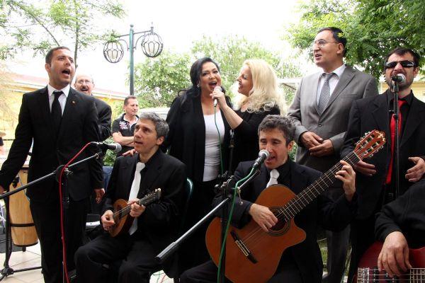 Sultandan mini konser