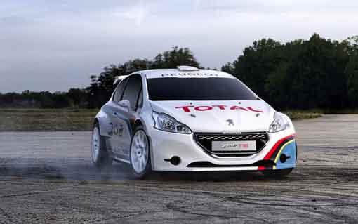 Peugeot Sport  pistlere meydan okuyor