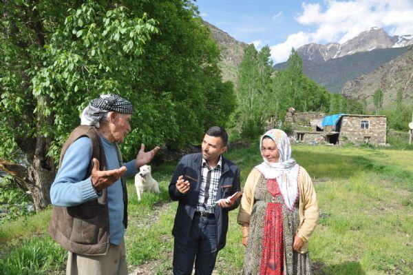 PKK çekilirken, sınır köylüleri huzura kavuştu