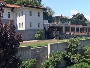 Rezanın villasında yıkım başladı