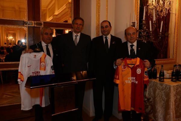 Galatasaray Üniversitesi için bağış gecesi