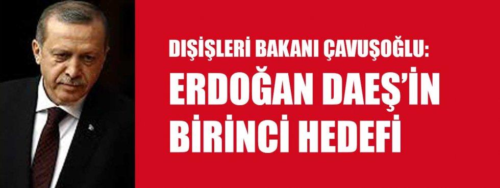 Erdoğan DAİŞin birinci hedefi