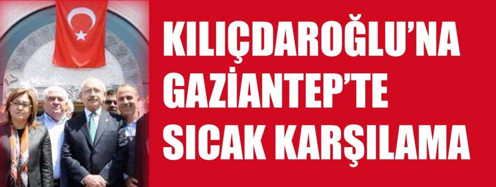 Kılıçdaroğlunu AK Partililer karşıladı