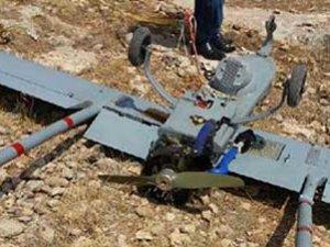 Amerikan insansız hava aracı düştü