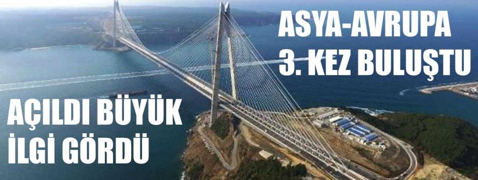 Dünyanın en geniş köprüsü