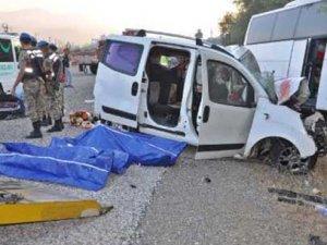 Feci kaza: 7 kişi öldü