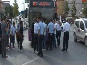 İstanbulda inanılmaz olay